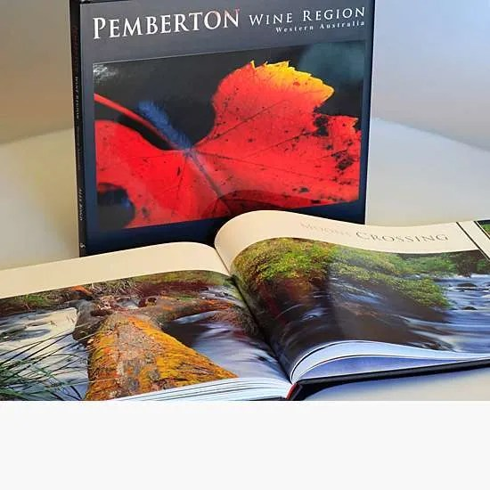 Australian wine book Pemberton Perth