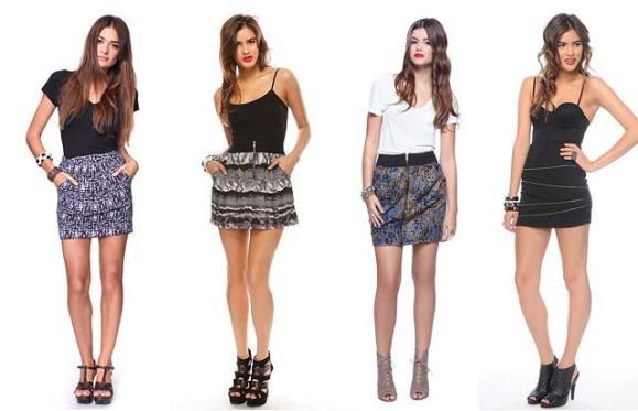 Las minifaldas y el Hemline Index