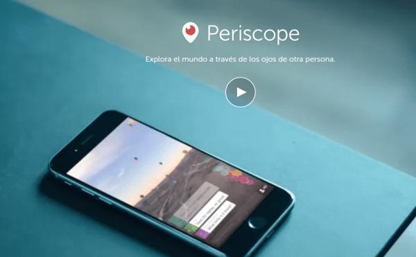 Periscope y Facebook Mentions
