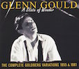 Glenn Gould: The Complete Goldberg Variations by Bach