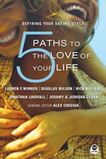 5 Paths to the Love of your Life - book cover