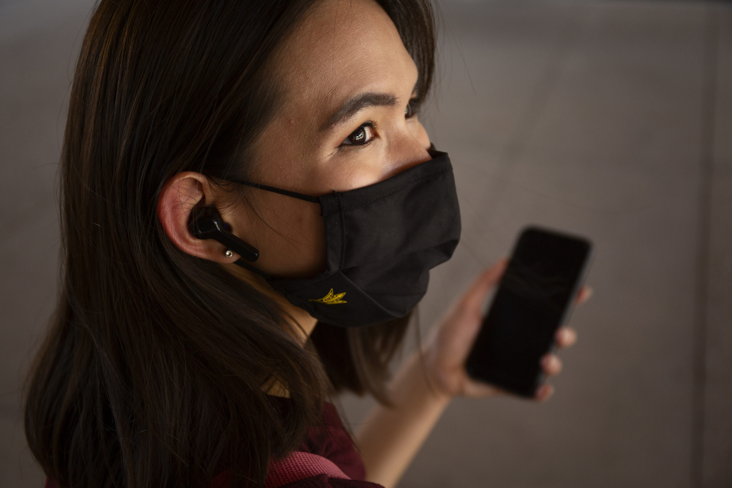 Forks Up Masks Up — ASU Polytechnic campus — Student Life