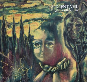 Ancient veil 'Rings of earthly._. Live' - Cover
