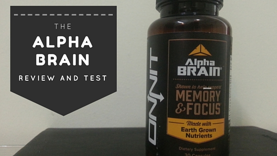 Alpha Brain Review- Does it really improve memory and focus?