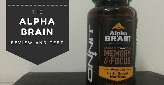 AlphaBrain Review and Test