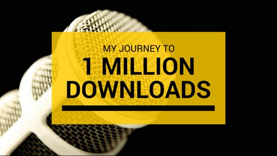 Zero to one million downloads on iTunes - Alex Fortin