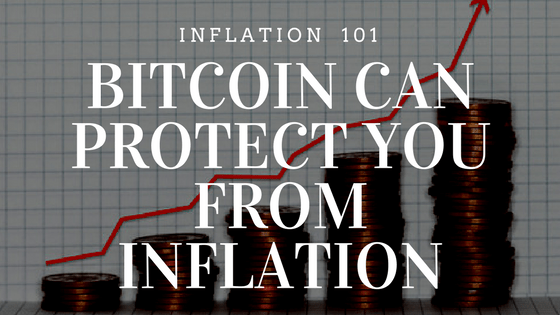 How Bitcoin can save you from the upcoming hyper Inflation