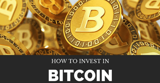 How to invest in Bitcoin