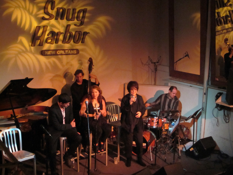 The Famous Snug Harbor Jazz Club