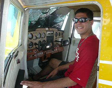 2012 Scholarship Recipient, Joey Arora