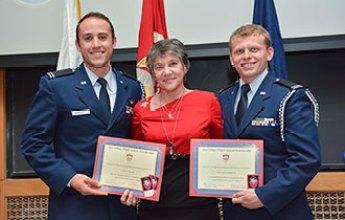 2015 Alex Gilmer Memorial Flight School Scholarship Recipients