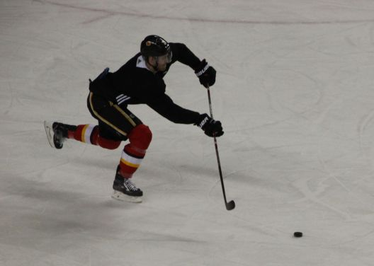 Dougie Hamilton. Photo by Alex Hamilton/SAIT