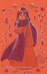 The Shepherd - Autumn