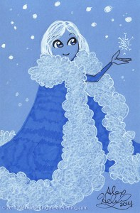The Shepherd - Winter