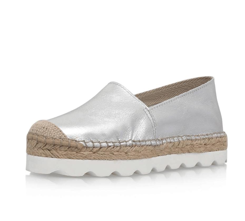 cfa8f0aee Carvela Kurt Geiger flat espadrille sandals - alexie
