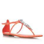 Miss KG embellished flat sandals