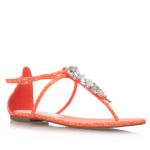 Miss KG embellished flat sandals