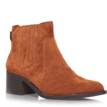 Carvela brown tan ankle boots
