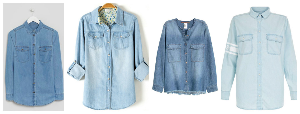 low-price-denim shirts