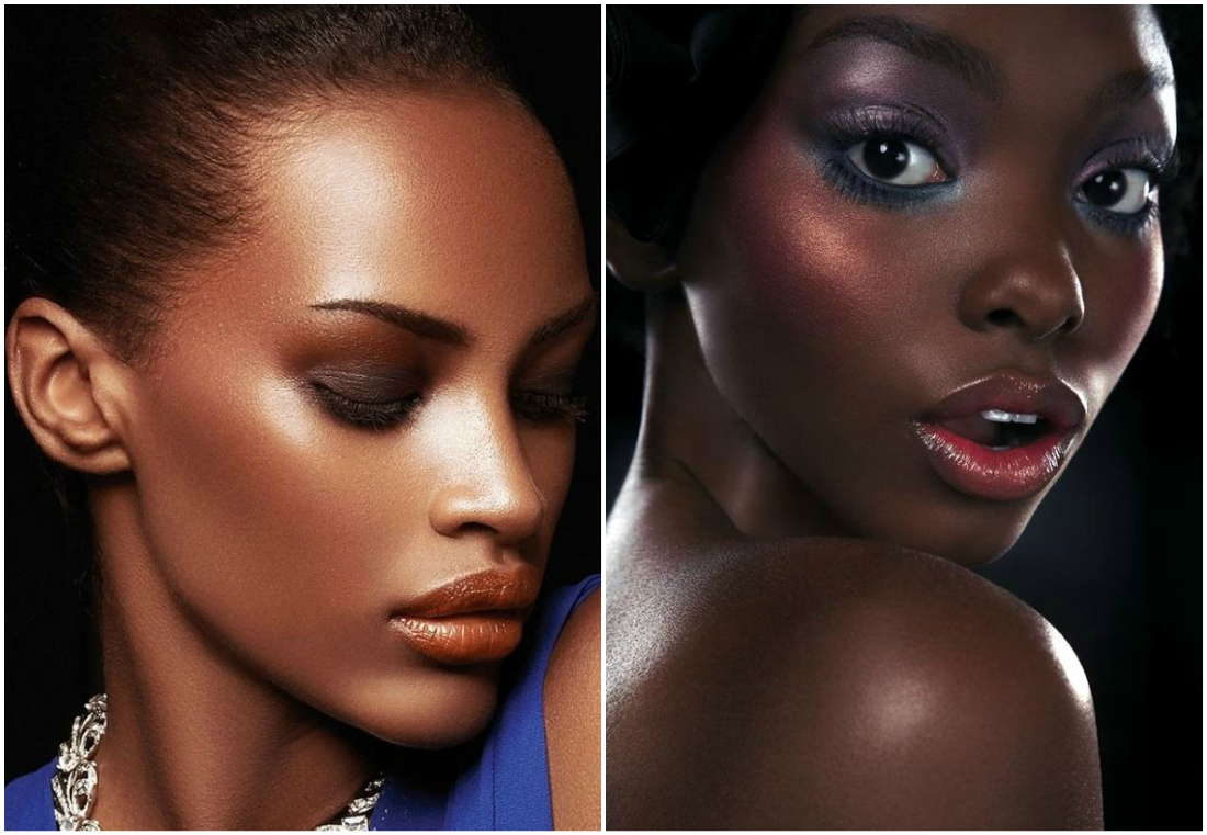 image-grid-bronzer-dark-skin-black-women-makeup