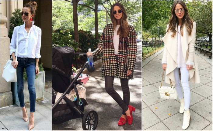 Outfit inspiration from blogger somethingnavy