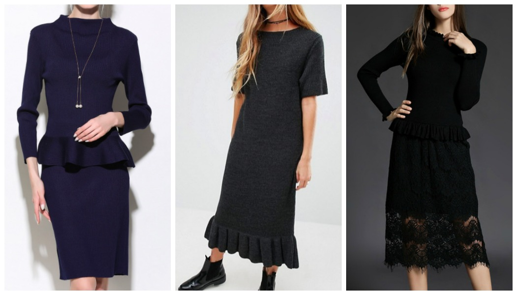 winter-peplum-dresses