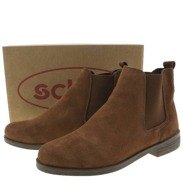 Schuh Tan Boots £45.00