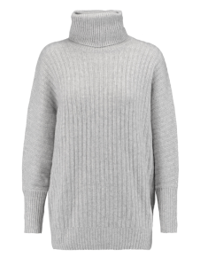 N.Peal Cashmere Turtleneck ribbed-knit cashmere sweater £215.40