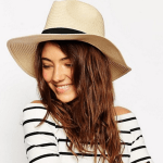 ASOS Straw Fedora Hat £15