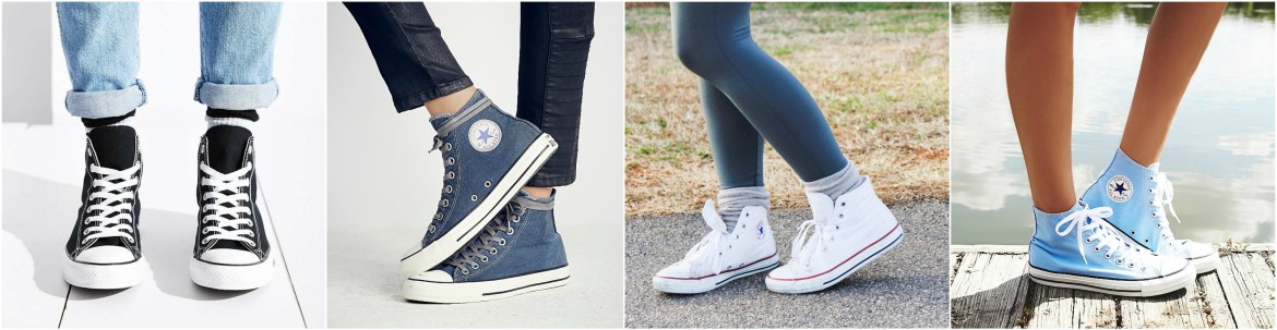 hot sale online eb58e 79454 How to tie Converse
