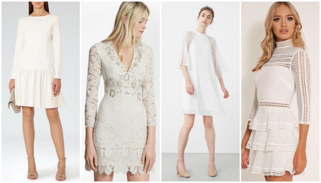 white-dresses to wear for New Year's Eve