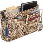 Leopard Print Handbag Organiser