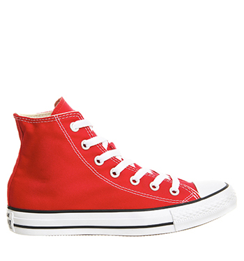 Converse, Red, Sneakers