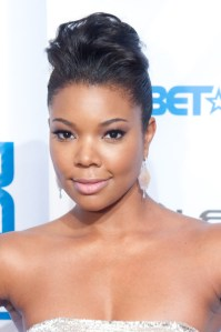 Gabrielle Union nude lipstick