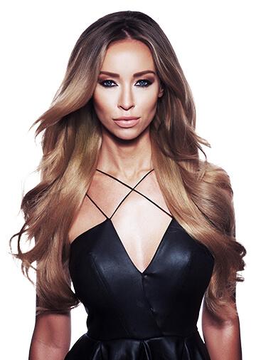 Lauren Pope Hair Extensions