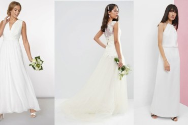 Best Affordable Wedding Dresses Featured Image
