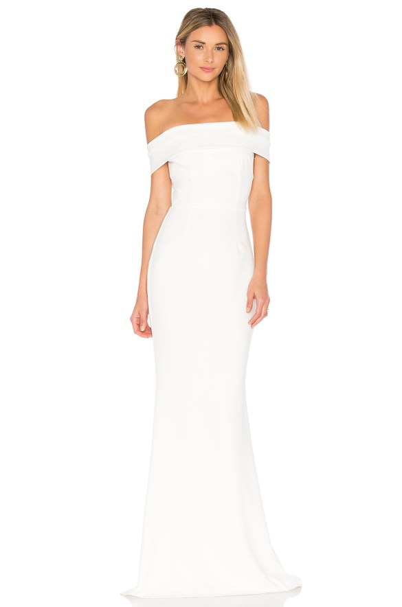 Revolve LEGACY GOWN - Katie May
