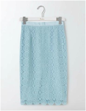 Boden Alexa Pencil Skirt
