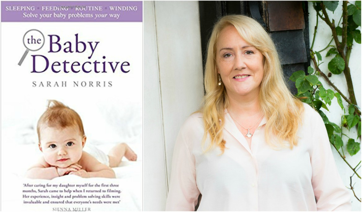 Baby detective by sarah norris book review