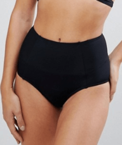 ASOS Missguided Mix & Match Highwaisted Bikini Brief - $13