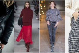 AW17 Fashion Trends