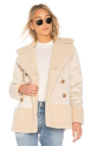 Revolve MOTHER SHERPA JACKET