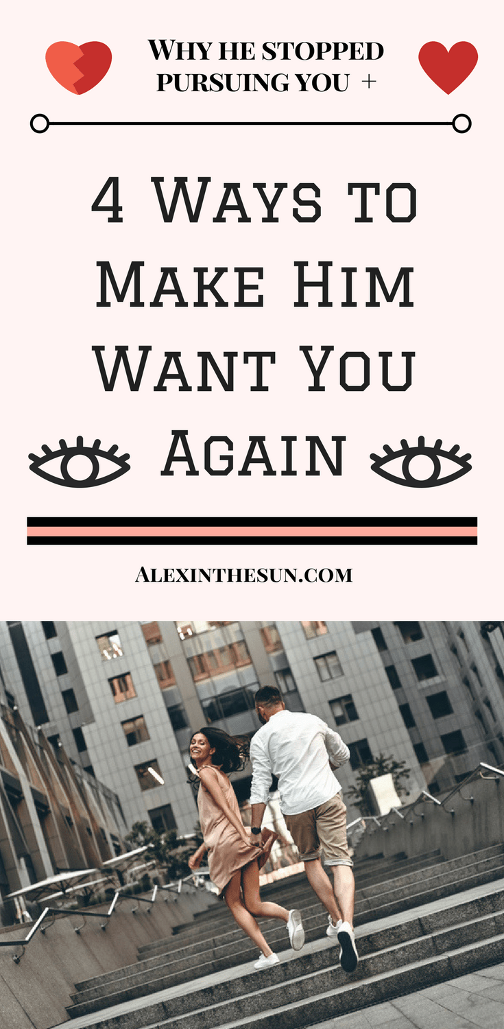 How to make him text you again