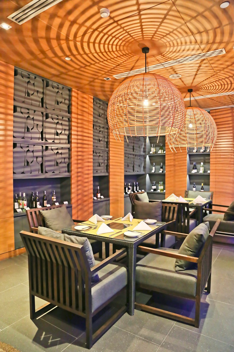 Reef Deli and Wine Lounge Amari Hua Hin