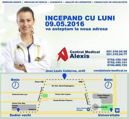 Alexis se muta