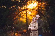 Box Hill Engagement Photos