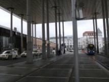 Hamburg-Kassel: Hinfahrt Teil 2 mit der Tram 4 von Kassel nach Kaufungen Papierfabrik
