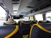 Hamburg-Kassel: Im Postbus von Kassel nach Hamburg