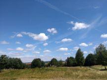 Grüne Mitte Lohfelden - trockener Juli