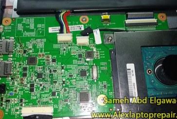 اصلاح اعطال منافذ ال usb في اجهزة اللاب توب Repairing USB port failure